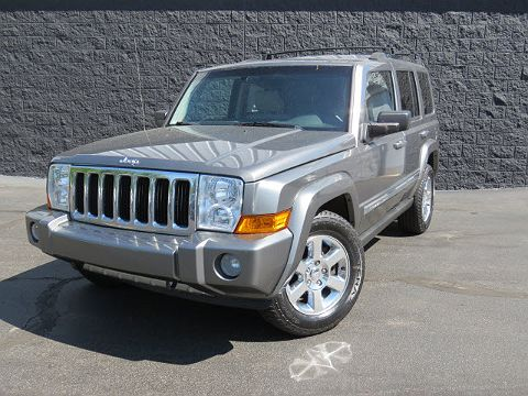 Image of Used 2007 Jeep Commander Limited Edition