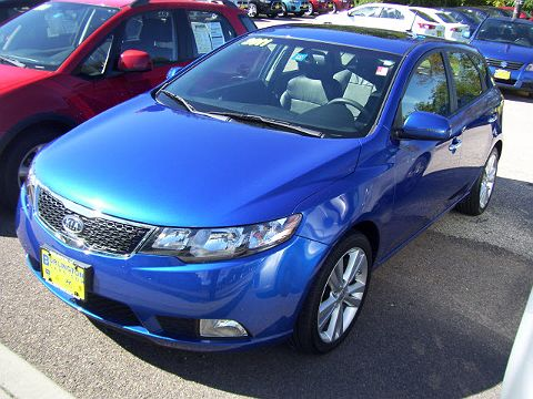 Image of Used 2011 Kia Forte SX