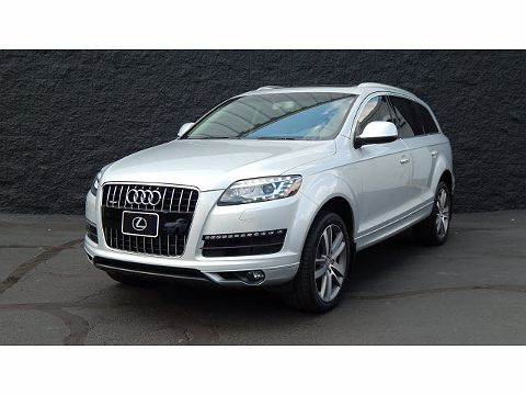 Image of Used 2014 Audi Q7 Premium Plus