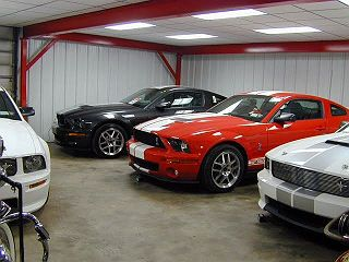 Image of Used 2007 Ford Mustang Shelby GT500 Shelby GT500