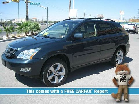 Image of Used 2004 Lexus RX 330