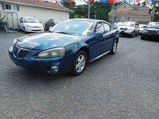 Image of Used 2006 Pontiac Grand Prix Base
