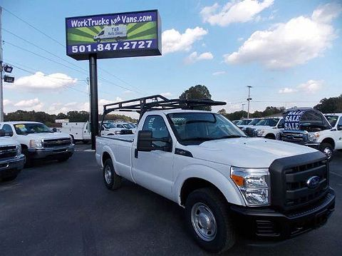 Image of Used 2014 Ford F-350 Super Duty XL
