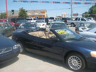 Image of Used 2004 Chrysler Sebring LXi