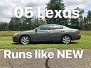 usado Lexus ES