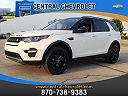 2018 LAND ROVER DISCOVERY SPORT HSE LUX