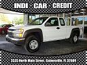 2007 CHEVROLET COLORADO LS