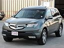2007 ACURA MDX TECHNOLOGY ENTERTAINMENT