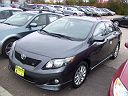 USED 2009 TOYOTA COROLLA S IN SOUTH BURLINGTON, VERMONT