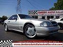 1998 MERCEDES-BENZ SL-CLASS SL 600