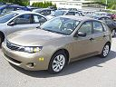 USED 2008 SUBARU IMPREZA 2.5I IN SOUTH BURLINGTON, VERMONT