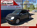 Volkswagen New Beetle in Jamestown, New York
