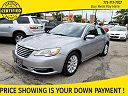 2014 CHRYSLER 200 TOURING S