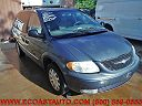 2002 CHRYSLER TOWN & COUNTRY LIMITED EDITION
