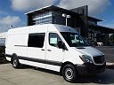 2017 MERCEDES-BENZ SPRINTER 2500 HIGH ROOF