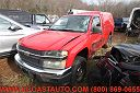 2008 CHEVROLET COLORADO WORK TRUCK 1WT