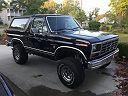 1983 FORD BRONCO XLT