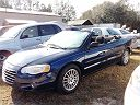 2006 CHRYSLER SEBRING TOURING