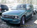 usado Chevrolet Blazer