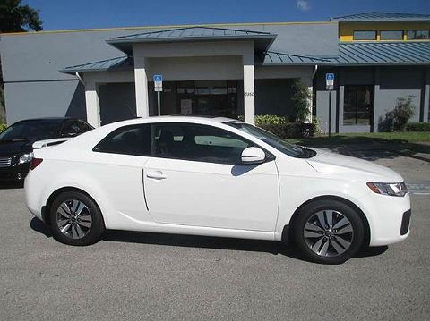 Image of Used 2013 Kia Forte Koup EX