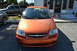 Image of Used 2007 Chevrolet Aveo LS