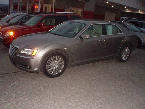 Image of Used 2014 Chrysler 300 Base