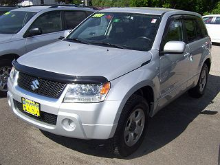 Image of Used 2007 Suzuki Grand Vitara Base