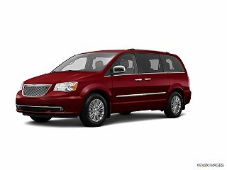 Image of Used 2015 Chrysler Town & Country Limited Edition