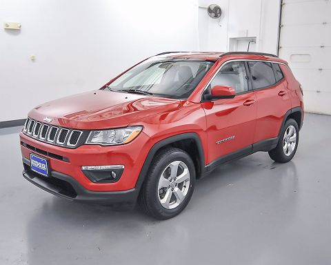 Image of New 2018 Jeep Compass Latitude