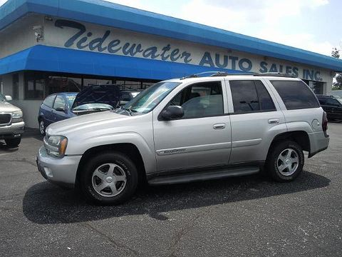 Image of Used 2004 Chevrolet TrailBlazer LS