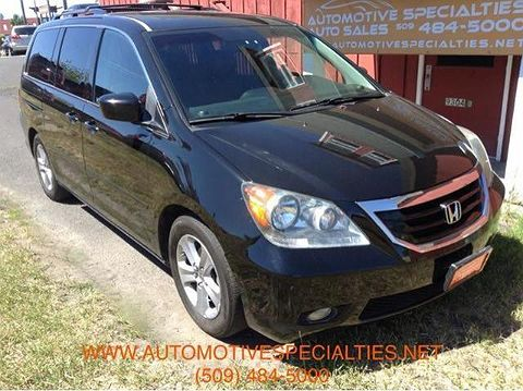 Image of Used 2010 Honda Odyssey Touring