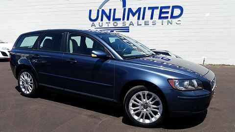 Image of Used 2005 Volvo V50 T5