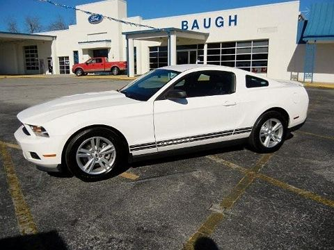 Image of Used 2011 Ford Mustang