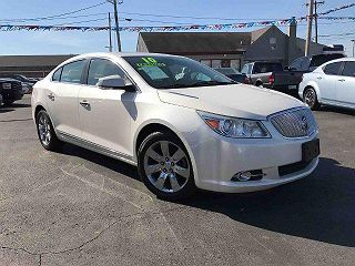 Image of Used 2010 Buick LaCrosse CXL