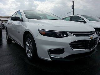 Image of Used 2017 Chevrolet Malibu LS