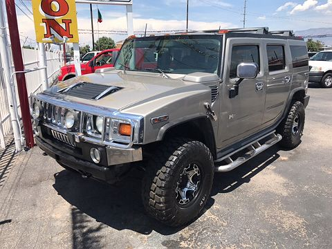 Image of Used 2003 Hummer H2
