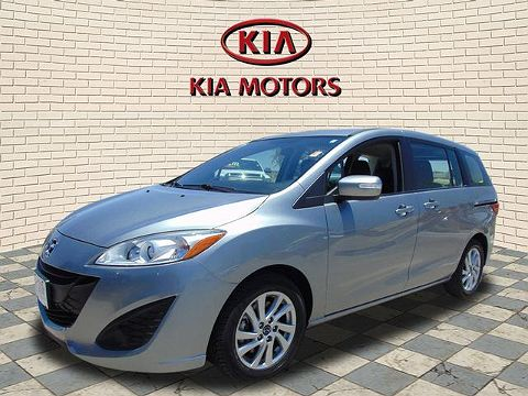 Image of Used 2014 Mazda Mazda 5 Sport