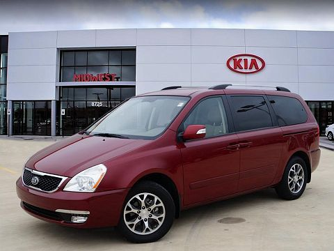 Image of Used 2014 Kia Sedona LX