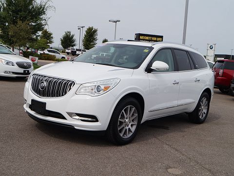 Image of Used 2017 Buick Enclave Leather Group