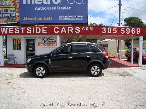 Image of Used 2008 Saturn Vue XE
