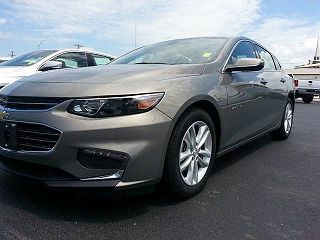 Image of Used 2018 Chevrolet Malibu LT