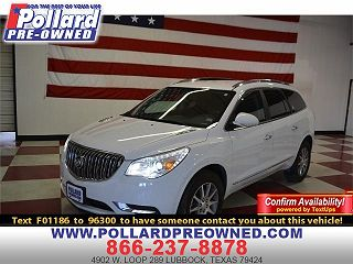 Image of Used 2016 Buick Enclave Leather Group