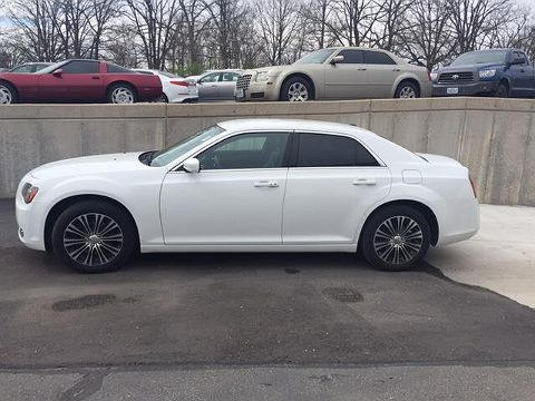 Image of Used 2014 Chrysler 300 S