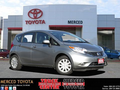Image of Used 2014 Nissan Versa Note SV