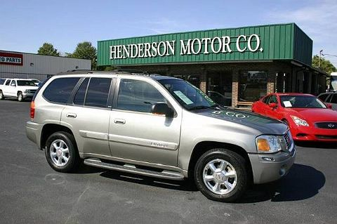 Image of Used 2003 GMC Envoy SLT