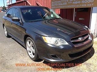 Image of Used 2009 Subaru Legacy Special Edition