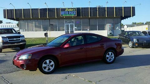Image of Used 2006 Pontiac Grand Prix