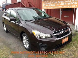 Image of Used 2012 Subaru Impreza