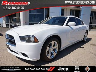 Image of Used 2012 Dodge Charger SXT