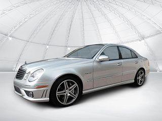 2009 MERCEDES-BENZ E63 AMG
